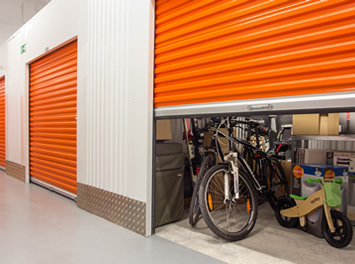 House contents storage in Worthing, Sussex